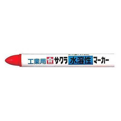 SAKURA Water Cunstruction Marker Red WSC No.19