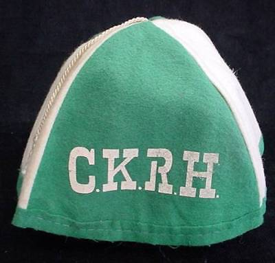 VTG Beanie Cap CKRH Central Kings Rural High School Cambridge Nova Scotia NS