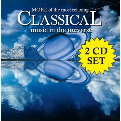 Various Artists - More of Most Relaxing Classical Music in Universe [New CD]