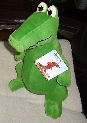 New Kohls  Dr  Seuss Cornelius  Plush  Crocodile   A Fable By Leo Lionni