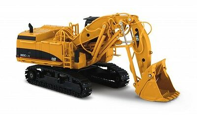 NEW Norscot 55160 CAT Caterpillar 365C Front Shovel / Metal Tracks 1:50 DieCast