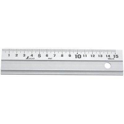 SHINWA ARUSUKE Measure Scale Ruler 150mm 65498