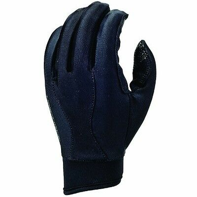 Franklin Sports 2nd Skinz II Lined High Performance Tactical Gloves, Black,