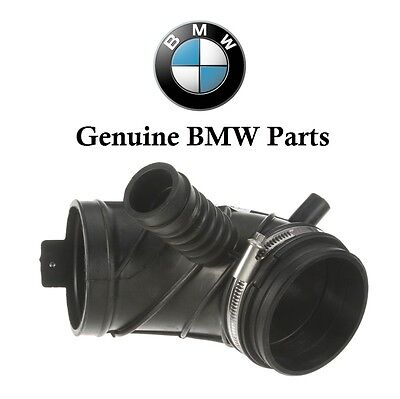 BMW E85 Z4 2003-2005 3.0i m54 Intake Boot Throttle Housing to Air Boot Genuine