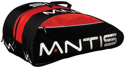 MANTIS 12 Racket Thermo Cover Bag Squash Racquets All-Purpose Storage Nylon Bag