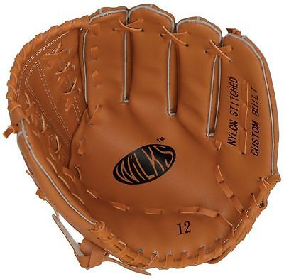 New Aresson Leather Catching/Fielders Left Hand Softball Glove