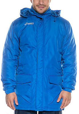 Asics New Alpi Mens Jacket - Blue