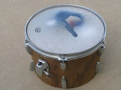 Vintage 1960s Drum Mounted Tom As Shown , Sounds great