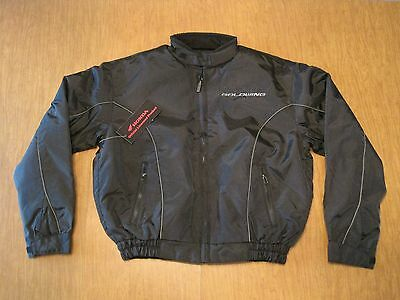 GOLDWING MILLENNIUM JACKET (CM1040) Officially Licensed, Silver Emblems