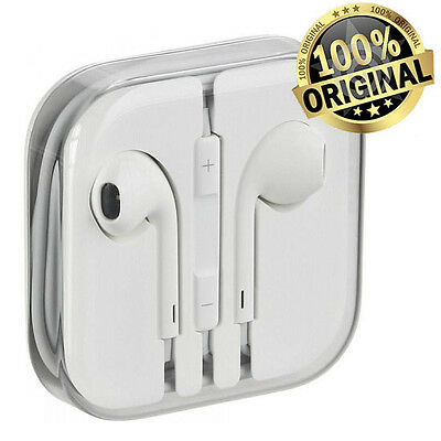 Cuffie Auricolari Originali MD827ZM/A per Apple iPhone 5, 5S, 6, 6s Earpods