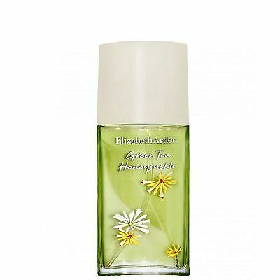 NEW Elizabeth Arden Green Tea Honeysuckle Eau de Toilette Spray 50ml FREE P&P