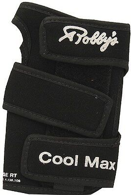 Robbys Original Cool Max Black Right Handed Bowling Glove