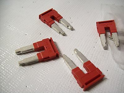 Lot of 10 ~ ~ ~Phoenix Contact Cross Connector/Jumper 3005950