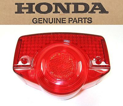 New Genuine Honda Taillight Lens CB350K CL350 CL450 CB500K CB750 CB100 CL100#E59