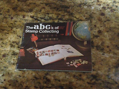 THE ABC'S OF STAMP COLLECTING , Vintage Collector Booklet 1974,  31 pages