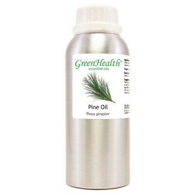 8 fl oz Pine Essential Oil (100% Pure & Natural) Glass Bottle