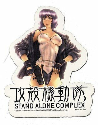 Ghost in the Shell - S.A.C. Motoko Pose