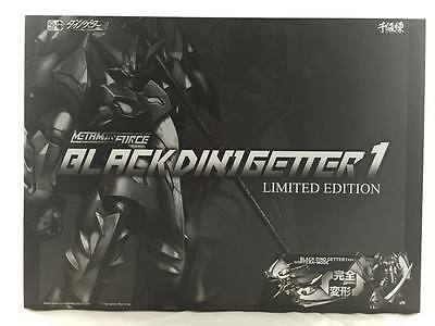 Sentinel Metamor Force Dino Getter 1 Black Limited Edition Nuovo  °*°A Roma°*°