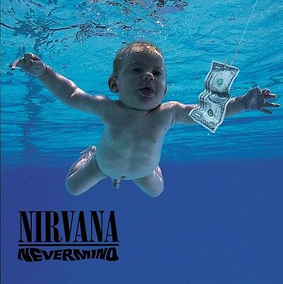 Nirvana - Nevermind [New Vinyl LP]
