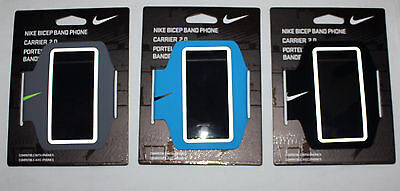 Nike Unisex Adjustable Bicep Band Phone Carrier 2.0 For iPhone 5 **SALE
