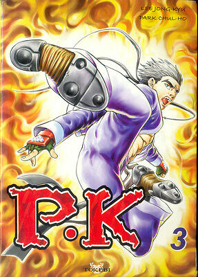 P.k Player Kill Tome 3 Edition 2004 Francais