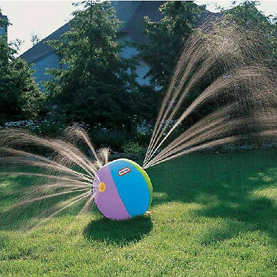 Kids Outdoor Swimming Beach Ball Inflatable Ball Water Fountain