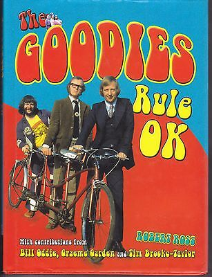 """The Goodies Rule OK """"The Official Story of the Cult Comedy Collective"""" ABC 2006"""