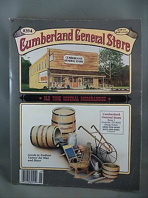 Cumberland General Store Old Time Merchandise 1986 Catalog Tools Equestrian ++++