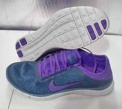 2967eb0de7b5 NEW NIKE FREE 3.0 V5 EXT Running WOMENS 11 Purple  120 NR