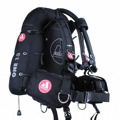 UK BCD AUDAXPRO ONE 15 BLACK  size A (M-L-XL)