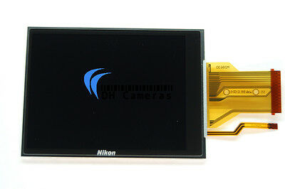 Original LCD Screen Display For NIKON COOLPIX S8000 ~New