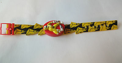 Mighty Morphin Power Rangers Gordy Time Watch, Battery New & Working -Very Cool