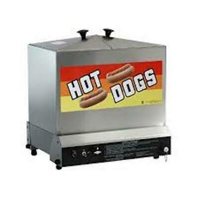 Gold Medal #8012 Super Steamin Demon Hot Dog Steamer