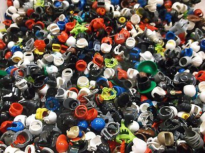☀️NEW LEGO~ 20~ Assortment of hats, hair, helmets for Lego Minifigs ~ Minifigure