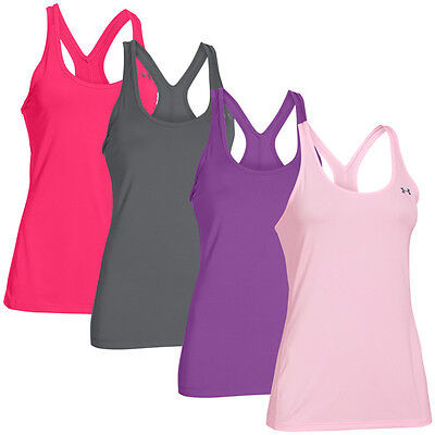 Under Armour HeatGear Armour Racer Tank Top Damen Tanktop 1271765 Women