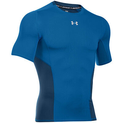 Under Armour Coolswitch Compression Short Sleeve Tee T-Shirt 1271334-438