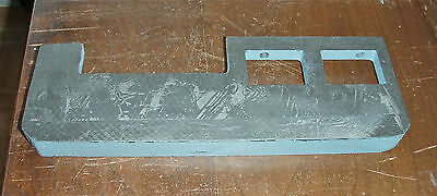 "NOS Delta Jointer Rabbet Table for the 37-150 6"" Jointer p/n 1330341"