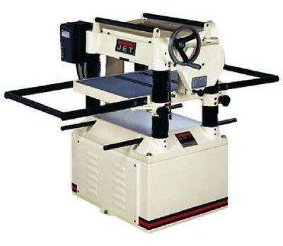 """708544 JWP-208HH, 20"""" Planer 5HP 1Ph, Helical Head-Free Shipping"""