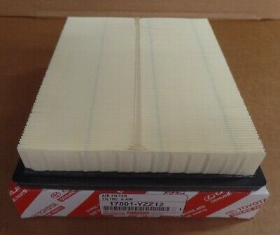Genuine Toyota New Oem Air Filter Prius, Prius Phv & V 4 Cyl 2Zrfex 17801-Yzz12