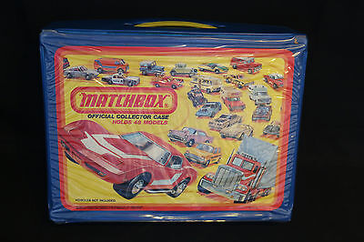 1960-1980's Matchbox Vintage Car 48pc Lot In Case -Shell Race Car and Hot Rods