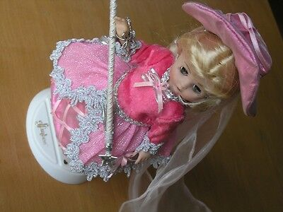 Gorgeous Vintage Effanbee Doll Fairy Wand Story Book Collection 1988 9 Inches
