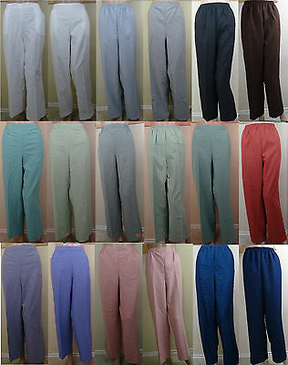 NEW ALFRED DUNNER green,purple,black,white,blue pants,16,18,20,16W,18W,20W,16P