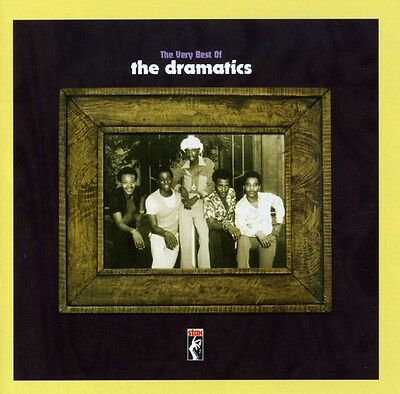 The Dramatics - Very Best of the Dramatics [New CD] Rmst
