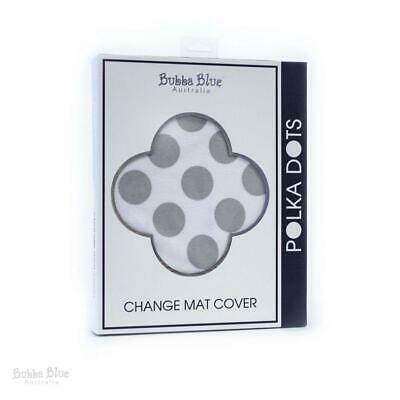Bubba Blue Polka Dots Change Mat Cover