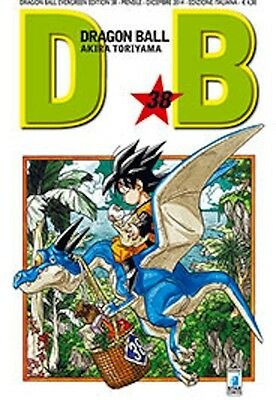 manga DRAGON BALL EVERGREEN EDITION N. 38 - nuovo italiano - star comics