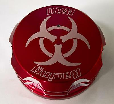 1/5 RC Gas Cap Bio Hazard RED fit Losi 5ive HPI Baja 5B 5T SC Vekta.5