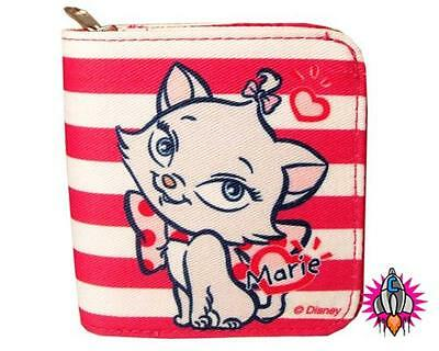 Disney Marie From The Aristocats Coin Clip Purse Wallet New With Tags