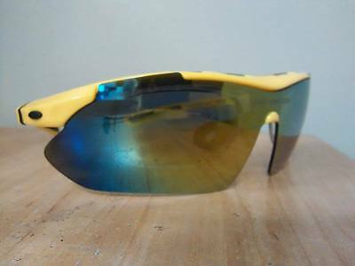 0730a433289 RIVBOS POLARIZED Cycling Sunglasses with 5 Set Interchangeable Lenses