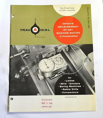 Travadial Cdg12008 Measurement Brochure