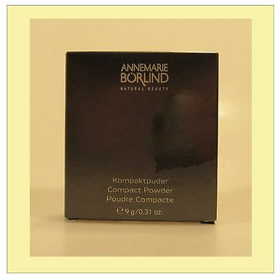 Annemarie Börlind Kompaktpuder Compact Powder 11 Transparent 9 g